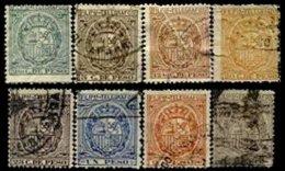 PHILIPPINES, Telegraphs, */o M/U, F/VF - Philippinen
