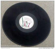"78 Tours ""PETE JOHNSON* < HOLLYWOOD BOOGIE /CENTRAL AVENUE DRAG < JAZZ SELECTION J.S.681 - 78 T - Disques Pour Gramophone"