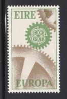 Ireland 1967 MNH Scott #232 7p Cogwheels EUROPA - 1949-... République D'Irlande