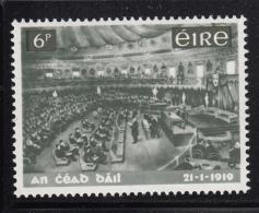 Ireland 1968 MNH Scott #268 6p Irish Parliament 50th Ann - 1949-... République D'Irlande