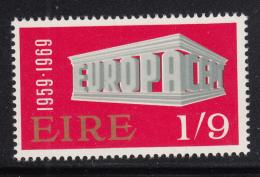 Ireland 1968 MNH Scott #271 1sh9p EUROPA - 1949-... République D'Irlande