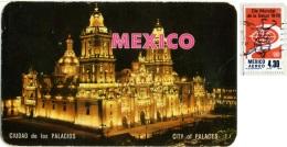 MEXICO  MESSICO  Ciudad De Los Palacios  Nice Stamp - Messico