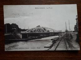 Bouchain. Le Pont. - Bouchain