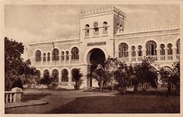 CARTE POSTALE ANCIENNE DJIBOUTI,jabuuti,afrique, Le Secrétariat,bureau Du Gouvernement,rare - Gibuti