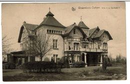 Wesembeek-Ophem - Villa La Quiétude - Circulée 1926 - 2 Scans - Wezembeek-Oppem