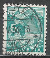 Switzerland 1934. Scott #220 (U) Mt. Pilatus * - Oblitérés