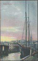 Halifax Harbour, Nova Scotia, C.1905-10 - Valentine's Postcard - Halifax