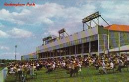 New Hampshire Salem Rockingham Park Grandstand And Club House - Salem