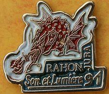 CC 802.    ECUSSON......RAHON...........département Du Jura En Région Bourgogne-Franche-Comté. - Cities