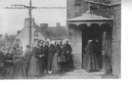 PLEINE FOUGERES  Le Tombeau Du Père Bachelot - France