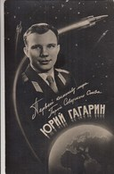 RUSSIA. GAGARIN. FIRST COSMONAUTICS. SHAPIRO. *** - Russia
