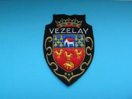 Ecusson De Vezelay - Stoffabzeichen