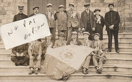 HAUSSY - Conscrits Classe 1929 ( Carte-photo )     Rare - Sonstige Gemeinden