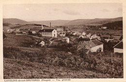 CPA - LAVELINE-devant-BRUYERES (88) - Aspect Du Bourg Dans Les Années 30 - Frankreich