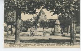 PROVINS - Place Du Châtel - Provins