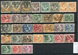 265322 NOTHERN RHODESIA Used Stamps Giraffe Elephant - Elephants