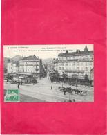 CLERMONT FERRAND  - 63 - Place De La Gare - Perspective Sur L'Avenue Charras - BARA1 - - Clermont Ferrand