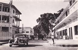 AFRIQUE,Guinée,CONAKRY,prés  Sierra Léone,rivières Du Sud,ex Colonie Française,6ème Boulevard,optique Pharmacie,rare - Guinée Française