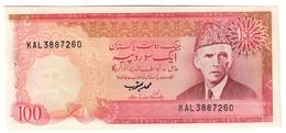 Pakistan 100 Rupees 1986 UNC/AUNC P/H From Bundle .SL. - Pakistan