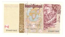 Portugal 500 Escudos 1997 UNC From Bundle .SL. - Portogallo