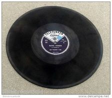 "78 Tours *JOE ""FINGERS"" CARR* < DOWN YONGER /SNOW DEER RAG < TELEFUNKEN CAPITOL 433 - 78 T - Disques Pour Gramophone"
