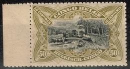 Congo Belge - 1910 - Y&T N° 59**, Neuf Sans Trace De Charnière - Belgisch-Kongo