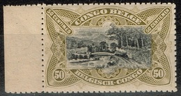Congo Belge - 1910 - Y&T N° 59**, Neuf Sans Trace De Charnière - 1894-1923 Mols: Neufs