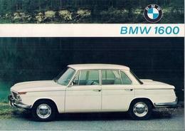 BMW 1600 - Advertising