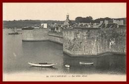 29 Concarneau * La Ville Close    ( Scan Recto Et Verso ) - Concarneau
