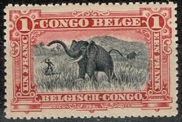 Congo Belge - 1910 - Y&T N° 60**, Neuf Sans Trace De Charnière - 1894-1923 Mols: Mint/hinged