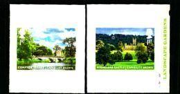 GREAT BRITAIN - 2016  LANDSCAPE GARDENS  S/A  SET  EX BOOKLET  MINT NH - 1952-.... (Elisabetta II)