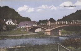 NIEDERWIGSTEIN (Böhmen) - Karte Um 191?, Gute Erhaltung - Böhmen Und Mähren