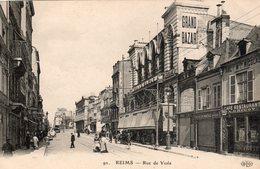 51 - REIMS - RUE DE VESLE - Reims