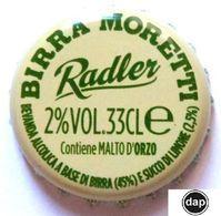 Kronkorken, Bottle Cap, Capsule, Chapas - ITALIA - BIRRA MORETTI - Capsule