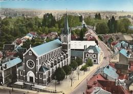 CPSM DOMPIERRE-sur-BESBRE - L'Eglise - Autres Communes