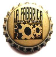 Kronkorken, Bottle Cap, Capsule, Chapas - ITALIA - BIRRIFICIO LA FABBRICA - Capsules