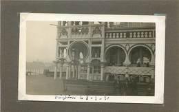 ANGLETERRE - Brighton, Palace Pier Années 30 (photo Format 11,4cm X 6,8cm) - Aviazione