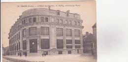 CPA - 59. TROYES - L'hôtel Des Postes - Troyes