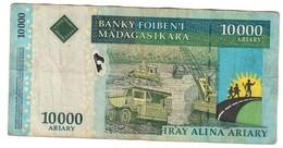 Madagascar 10000 Ariary 2008 - Madagascar