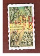 ITALIA REPUBBLICA  - SASS. 1995      -      1992  MAESTRE PIE VENERINE  -      USATO - 6. 1946-.. Repubblica