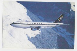 AI72 Aviation - Olympic Airways Airbus A300 - 1946-....: Modern Era