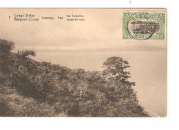Belgisch Congo Belge Entier Vue 7 Katanga Toa CP 5c + TP Mols 5c C.Lisala 6/1/1919 Non Voyagée PR5253 - Entiers Postaux