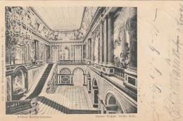 Schloss HERRENCHIEMSEE - Grosse Treppe, Rechte Seite, Gel.1899? - Sonstige