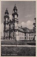 GRÜSSAU I. Schlesien, Marienkirche - Schlesien
