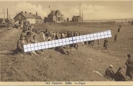 """LILLO-ANTWERPEN """" LILLO FORT-DIJKZICHT-ANIMATIE""""HOELEN 262 UITGIFTE 09.301.1932 TYPE 10 - Antwerpen"""