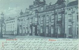 """1898  Antwerpen - Anvers  """" Le Palais Du Roi """" - Antwerpen"""