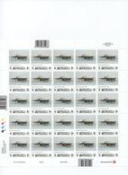 F05 Ross Dependency Dépendance De Ross ( Nouvelle-Zélande) Full Sheet MNH Neuf** Historic Huts - Neufs