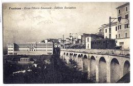 Frosinone - Corso Vittorio Emanuele - Edificio Scolastico - 1930. - Frosinone