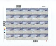 F05 Ross Dependency Dépendance De Ross ( Nouvelle-Zélande) Full Sheet MNH Neuf** Landscape - Vues - Neufs