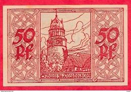 Allemagne 1 Notgeld 50 Pfenning  Diepholz Dans L 'état Lot N °1789 (RARE) - [ 3] 1918-1933 : Repubblica  Di Weimar